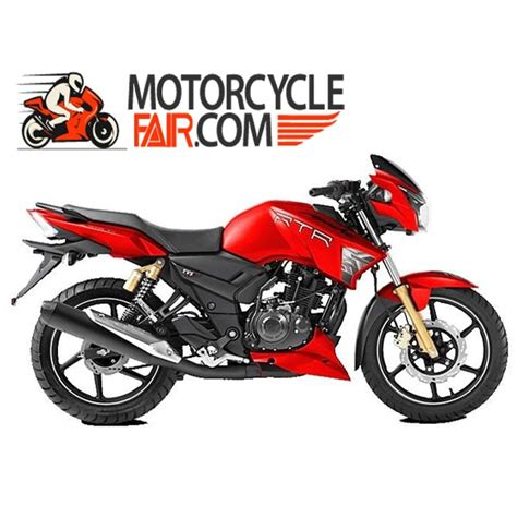 Tvs Apache Rtr 180 Matte Red Edition Full Specs, Price
