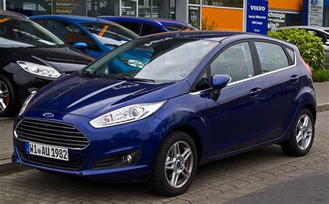 File:Ford Fiesta 1.0 EcoBoost Titanium (VII, Facelift ...