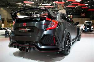 2018 Honda Civic Type R Prototype Offers First Look At Us