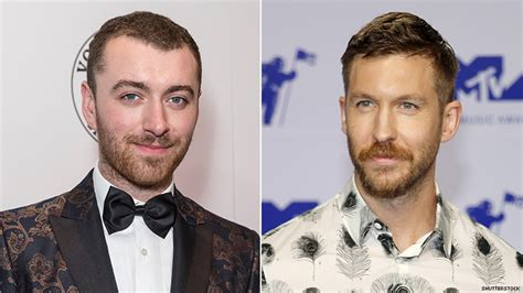 We're Getting A Sam Smith & Calvin Harris Collab This Week