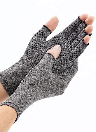 anti arthtitis handschuhe mit rutschhemmender beschichtung