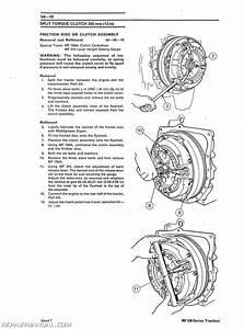 Massey Ferguson Mf230 Mf240 Mf250 Mf253 Mf270 Mf290 Mf298