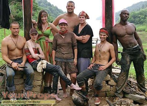 Survivor China Hae Da Fung Buff original TV series prop