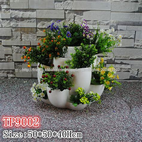 fibre de verre pot fraisier pots 224 fleurs jardini 232 res id