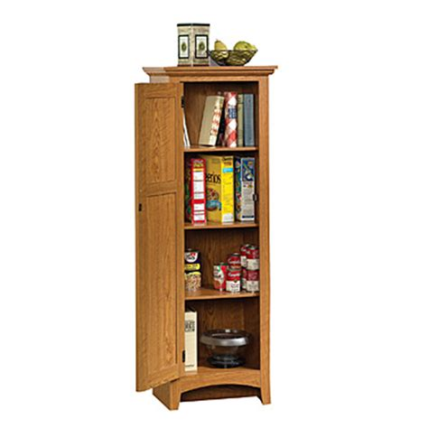 kitchen storage furniture pantry sauder summer home tall pantry kitchen storage home appliances shop the exchange