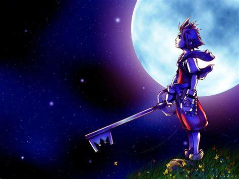 Anime Kingdom Wallpaper - kingdom hearts sora wallpapers wallpaper cave