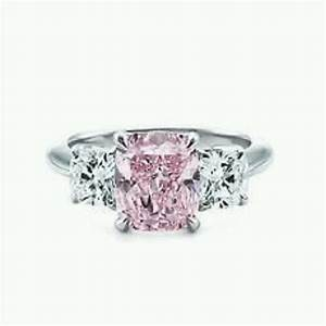 Pink diamond engagement ring jewelry accessories for Pink diamond wedding rings