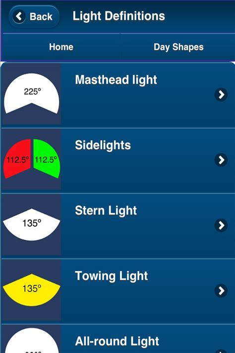 Jon Boat Insurance by Towergate Boat Insurance Navigation Lights Shapes