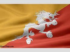 Bhutan Flag, Flag of Bhutan image