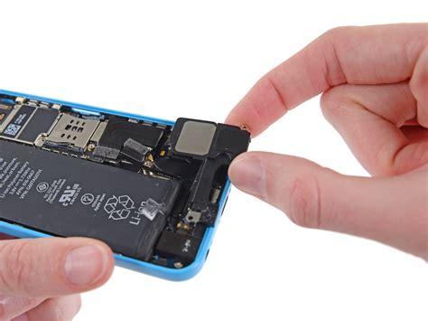 ifixit iphone 5c iphone 5c speaker replacement ifixit repair guide