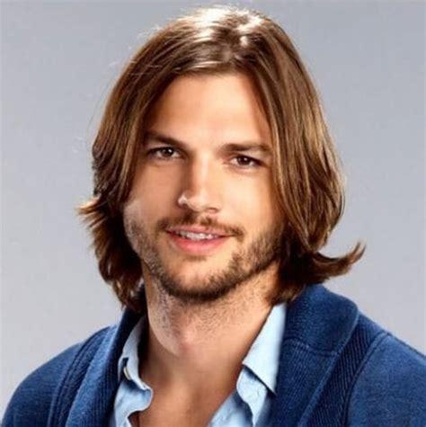 hot mens shoulder length hairstyles obsigen