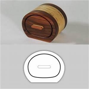 """Bandsaw Box Pattern """"Aurora"""" – Make Something"""