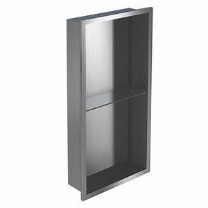 Etagere A Poser Inox : etagere d angle salle de bain inox best etagre en mtal ~ Edinachiropracticcenter.com Idées de Décoration