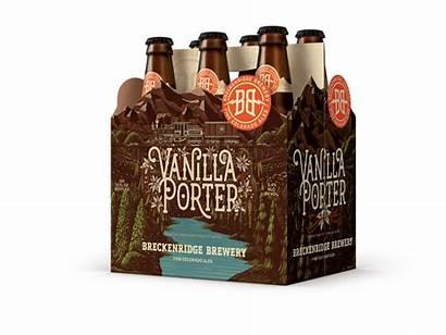 Vanilla Porter Beers Beer Breckenridge Brewery Colorado