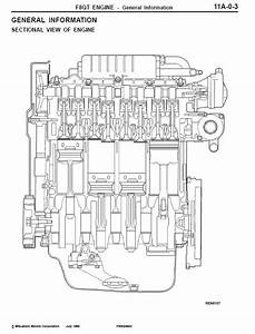 Mitsubishi Engine F8qt Series Workshop Manual