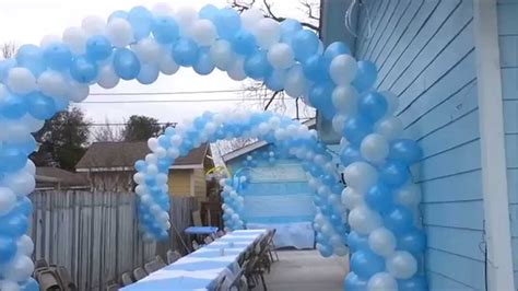 Decoracion De Baby Shower En Casa - decoracion para baby shower decoraciones j s