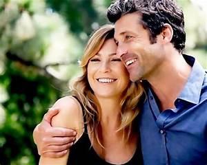 Grey's Anatomy 12 : Ellen Pompeo e Patrick Dempsey ...