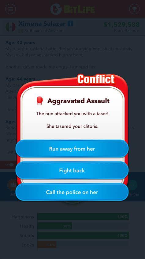 bitlife lol mine app funny game