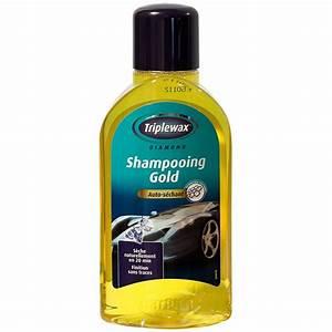 Shampoing Auto Professionnel : shampoing auto s chant gold triplewax 500 ml ~ Medecine-chirurgie-esthetiques.com Avis de Voitures