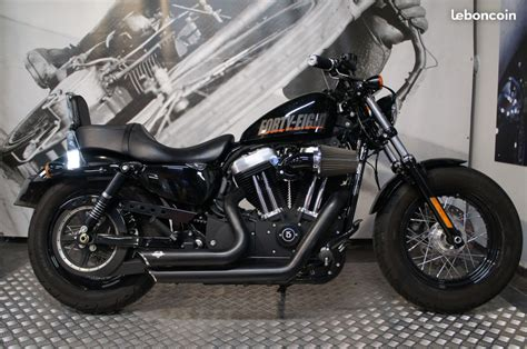 Harley Davidson Forty Eight Modification by Motos D Occasion Harley Davidson
