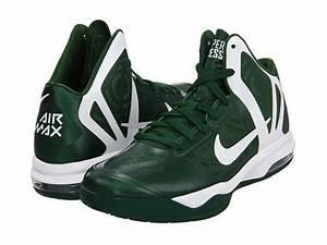Dark Green Nike Basketball Shoes Cladem