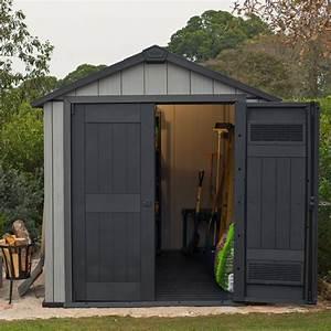 Abri Jardin Keter : abri de jardin r sine keter m ep 20 mm brossium ~ Edinachiropracticcenter.com Idées de Décoration