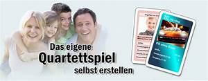 Quartett Selber Machen : quartett gestalten selber machen und drucken ~ Eleganceandgraceweddings.com Haus und Dekorationen