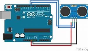 Calculating Distance Using Ultrasonic Sensor  U0026 Ardunio