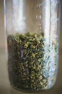 marijuana tincture ratio