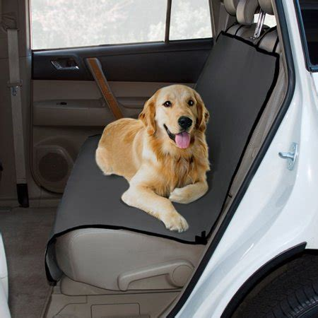 covers for pets yes pets pet car seat cover gray walmart