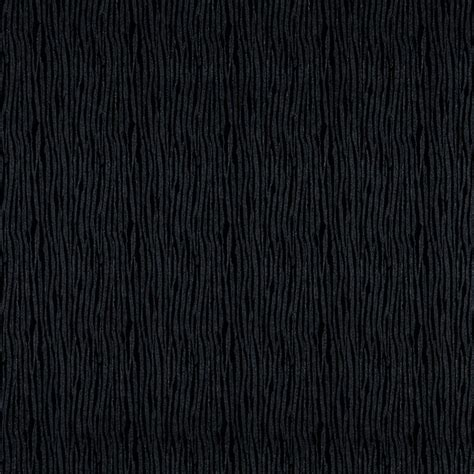 black textured lined upholstery faux leather by the yard contemporary upholstery fabric by