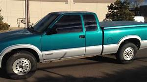 1994 Chevy S10 Extended Cab 4x4 Automatic 128k Overall