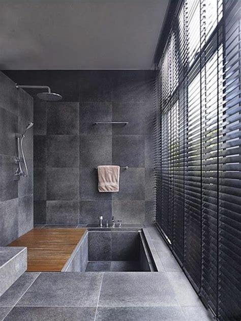 verrieres cuisine une salle de bains grise élégance et chic contemporain