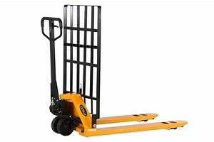Apollolift Manual Pallet Jack Truck With Box Guard 5500lbs