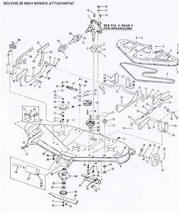 Bolens 38 Mower 13am762f765 Wiring Diagram