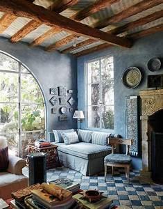 Repost: An Interior-Design Mashup: Morocco, Meet Malibu