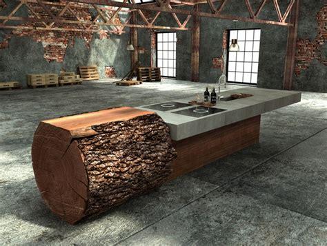 increibles cocinas rusticas  tu casa de madera