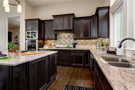 espresso kitchen cabinets with light floors 25 great ideas about espresso cabinets on