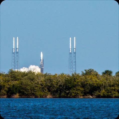 Kennedy Space Center, Florida Rocket Launch Bylandersea