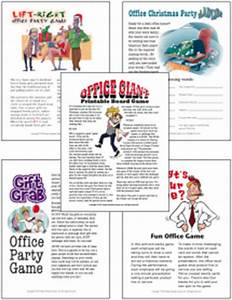 Fun fice Party Games For Your Christmas Work Party