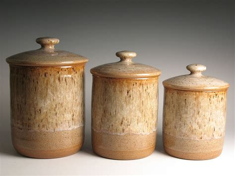 kitchen canister sets kitchen outstanding rustic kitchen canister set ceramic