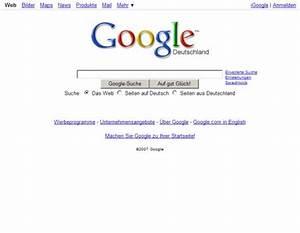 Msn Als Startseite : google de nun ebenfalls mit linkbar suchmaschinen blog ~ Orissabook.com Haus und Dekorationen
