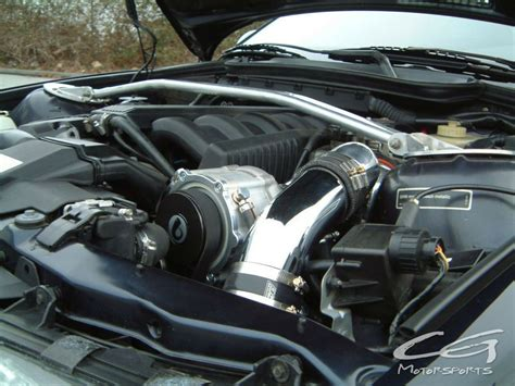 Active Autowerke Stage 2 Supercharger Kit For Bmw E36 M3