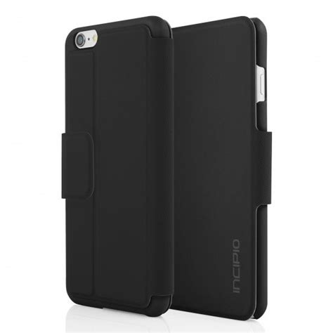 Using the incipio cashwrap™ case, consumers with an iphone 4, 4s, 5, and 5s can utilize the isis mobile wallet® to pay and save at stores with just a tap of their smartphone. Incipio Inicpio Iphone 6+ Folio Case - Walmart.com - Walmart.com