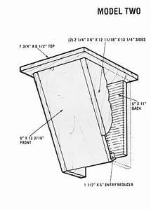 Build Bat Boxes - Nature Community