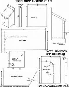 Wood Bird House Plans PDF Plans wood deck chair plans