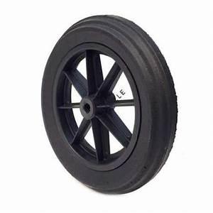 Roue De Brouette Avec Axe : roue de brouette increvable diam tre 400 mm axe 20 mm avec ~ Melissatoandfro.com Idées de Décoration