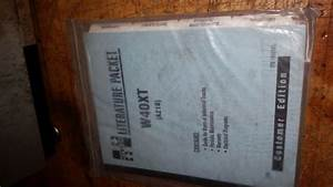 Hyster W40xt Literature Packet User Guide Manual