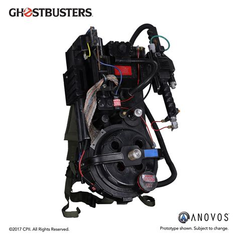 Ghostbusters Proton Pack Plans by Pre Orders Now Live For 1 1 Scale Ghostbusters Proton Pack