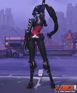 Overwatch: Wido... Noire Widowmaker